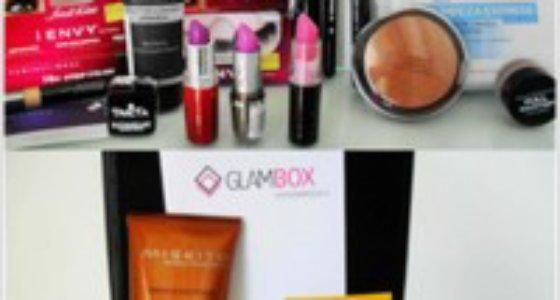 Vídeo: Glambox de Novembro + Comprinhas