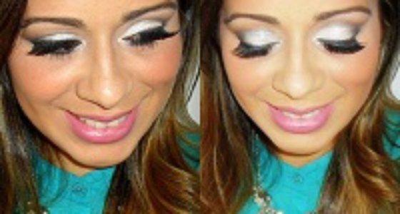 Vídeo: Maquiagem para o Ano Novo