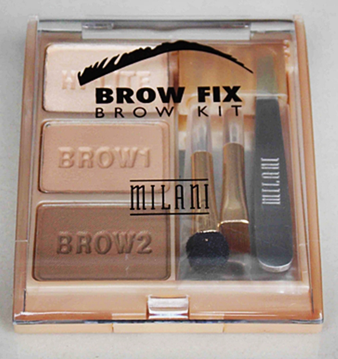 Kit -Brow- Fix- da- Milani