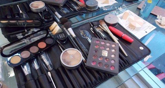 Curso Maquiador Senac/ Módulo maquiagem Básica