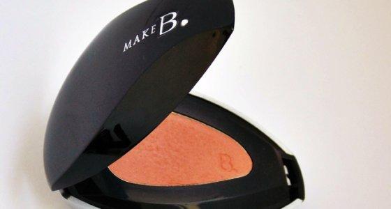 Resenha: Make B. Blush Compacto