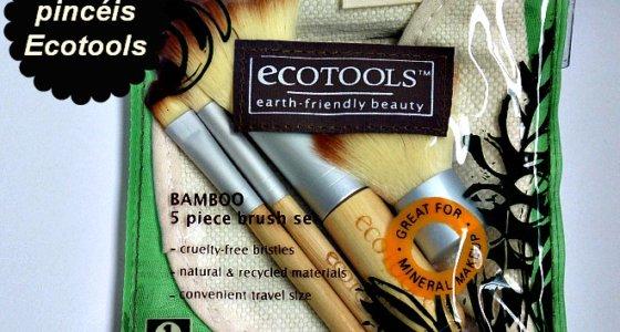 Resenha: Kit de 4 pinceis Ecotools