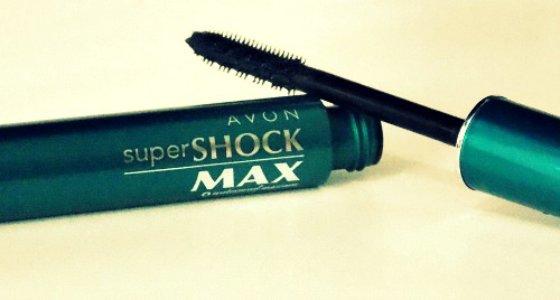Máscara para cílios / Avon Super shock Max