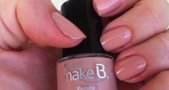 Make B. Rio Sixties / Esmalte Nude Sixties