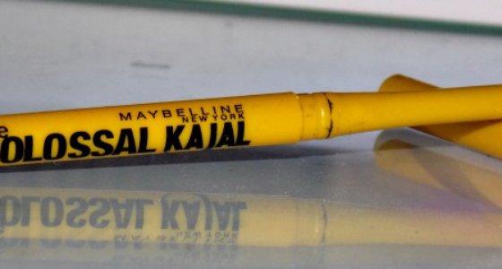 Lápis para olhos Kajal Colossal   Maybelline