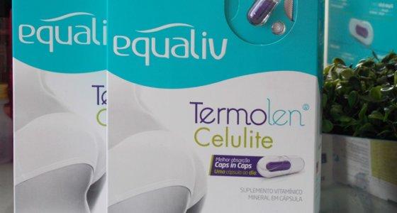 Diga adeus a celulite: Termolen Celulite Equaliv
