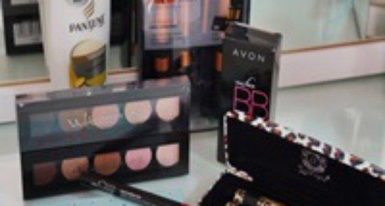 Ultimas comprinhas de produtos de Beleza