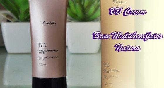 Resenha em vídeo: BB Cream | Base Multibenefícios Natura Una