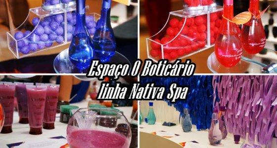 Vlog Fashion Rio 2014 | Look | Espaço Nativa Spa O Boticário