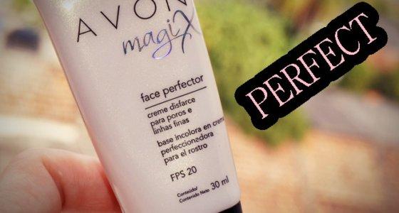 Resenha: Primer Avon Magix | Face Perfecto