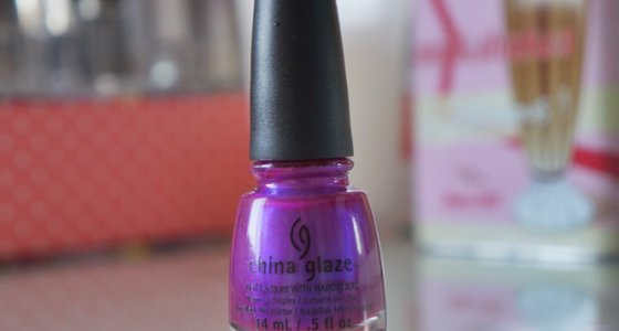 Esmalte da semana: Reggae to Riches | China Glaze