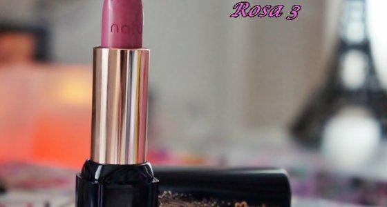 Batom Intenso FPS15 Rosa 3 | Natura Una