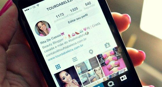Respondendo a Tag Instagram