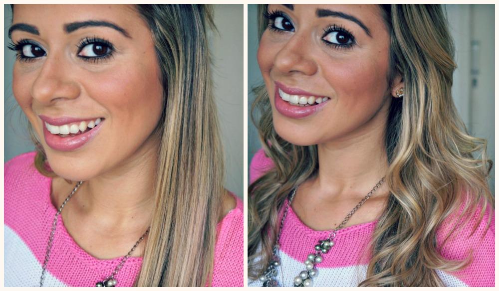 antes e depois miracurl