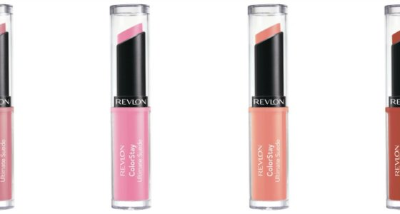 Lançamento: Revlon ColorStay Ultimate Suede