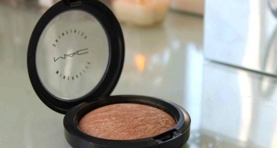 Iluminador Soft And Gentle | Mineralize Skinfinish MAC
