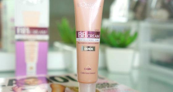 BB Cream para a área dos olhos L'oreal
