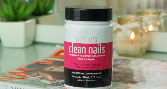 Removedor de esmalte Insta Nails Miss Mag