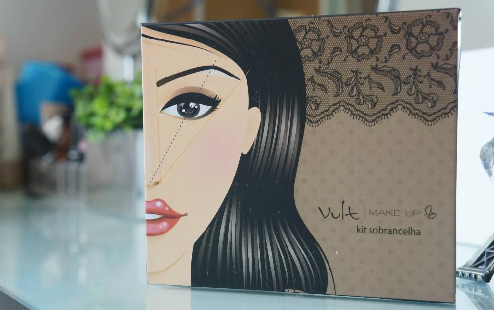 Kit para sobrancelha | Vult