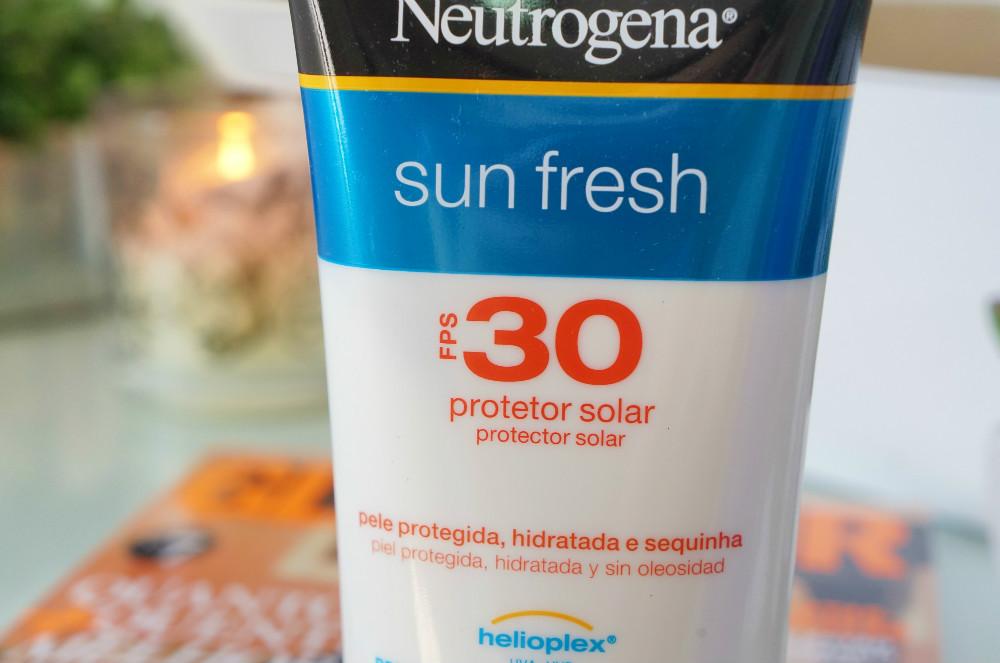 Neutrogena- Sun- Fresh -FPS 30