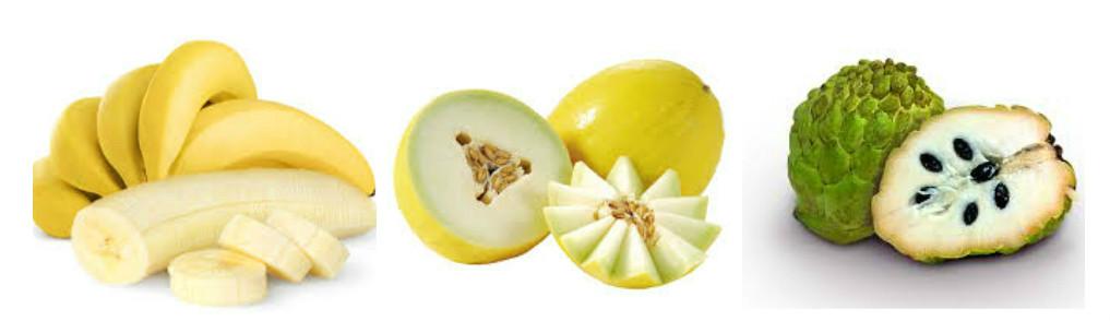 fruta branca