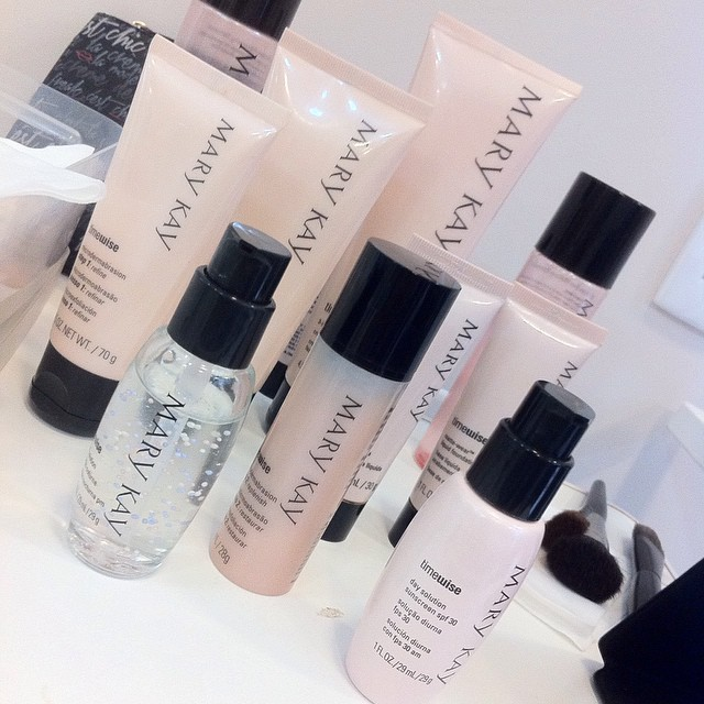 Peeling -facial-mary-kay