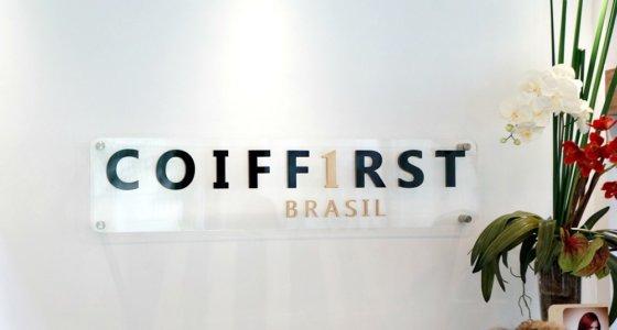 Escova de diamante e Peeling facial Mary Kay no Coiff 1rst Brasil.