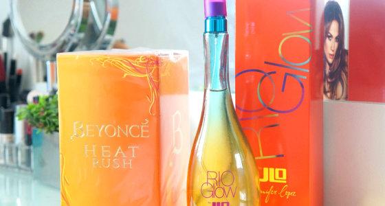 Coleção Vip Celebridades Avon | Concurso Beyonce Heat Rush
