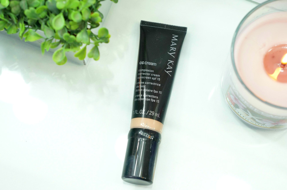 CC -Cream- Mary -Kay