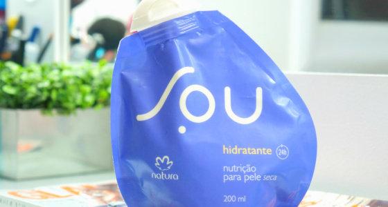 Hidratante corporal Natura Sou | Pele Seca