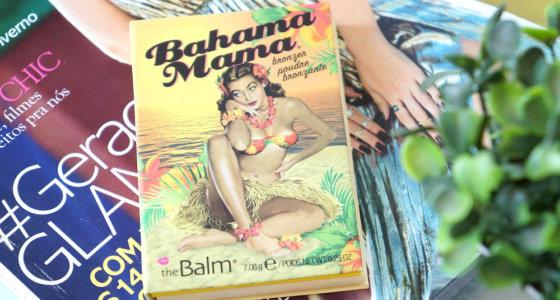 Resenha : Bahama Mama | The balm