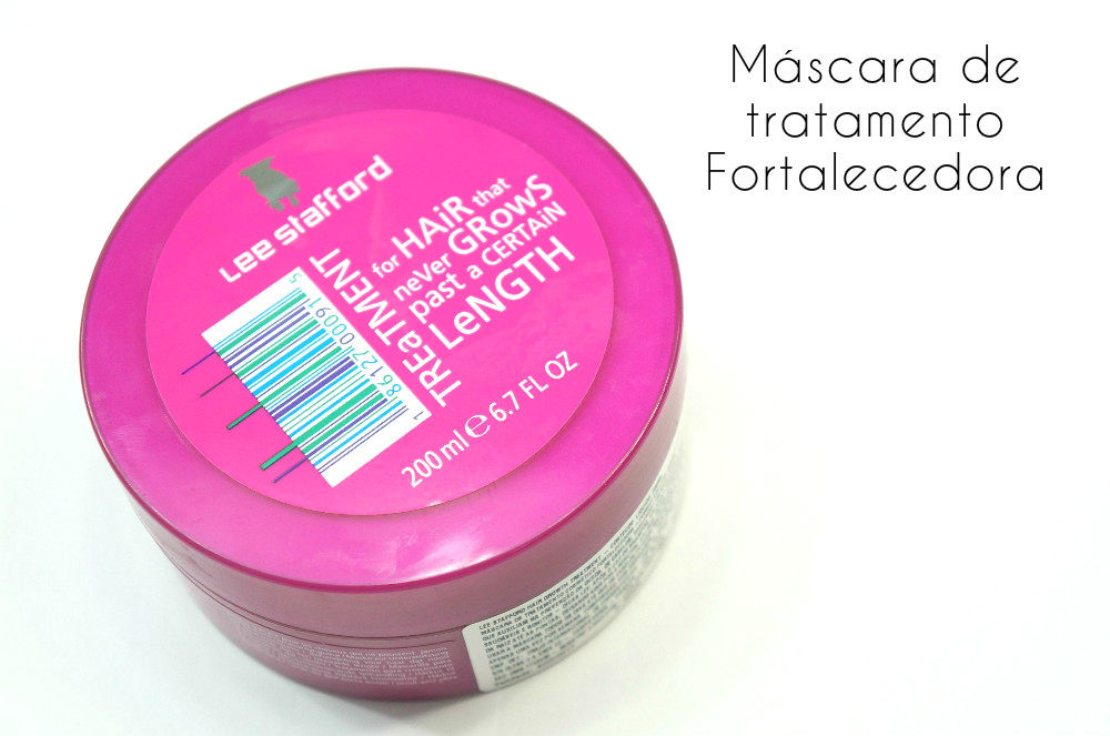 Máscara- Lee- Stafford -Hair- Growth -Treatment