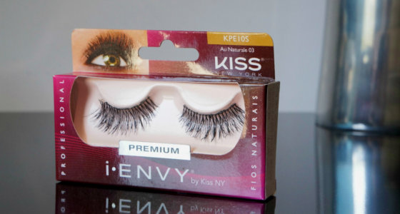 Cílios I-Envy by First Kiss Au Naturale 03 – Meu favorito