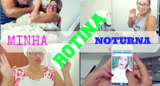Rotina Noturna (Na Real)