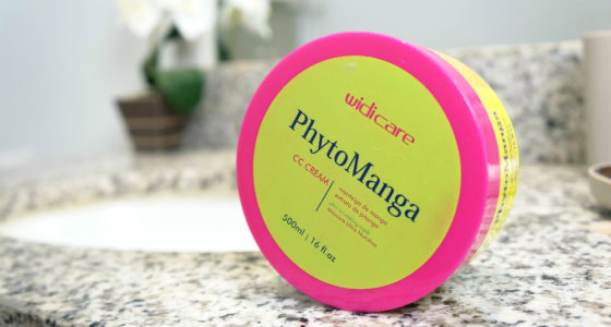 CC Cream PhytoManga Widi Care | Máscara ultra nutritiva