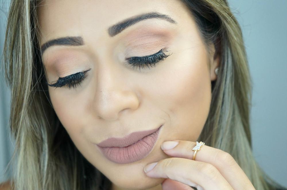 maquiagem olho esfumado