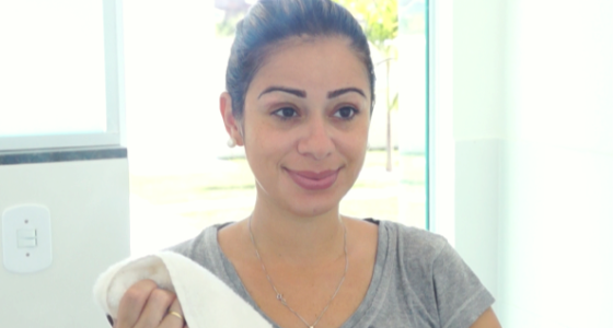 Peeling caseiro | Pele limpa e renovada