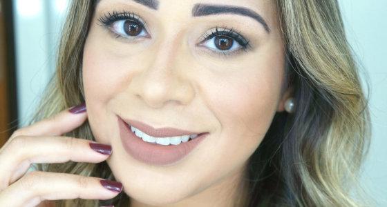 Se maquie comigo | maquiagem coringa e duradoura para evento