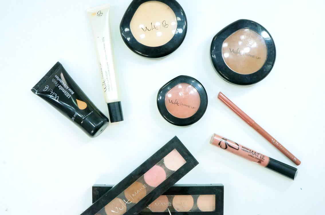 maquiagem -iluminada-usando -produtos- vult