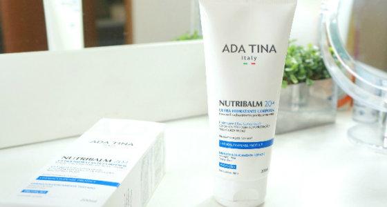 Nutribalm 20+ Ultra hidratante Ada Tina Italy
