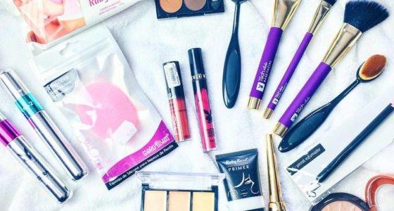 Comprinhas de maquiagem | 25 de março, madureira e Taquara