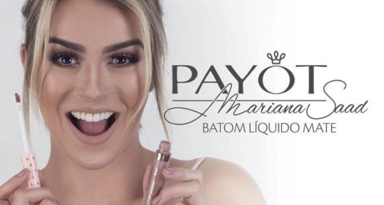 Batom líquido mate Mariana Saad by Payot