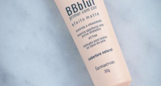 BB blur Tracta | Primer com cor