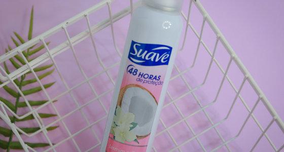 Desodorante Suave | Jasmin e coco